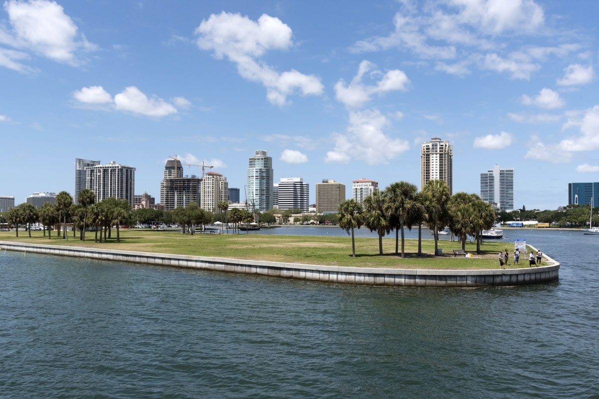 St Petersburg in the US state of Florida is using data to demonstrate transparency