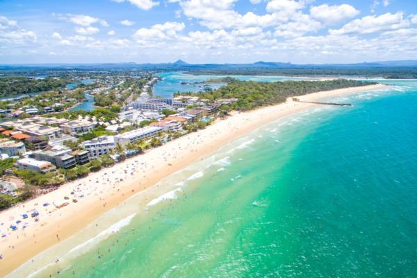 Lighting up the Sunshine Coast