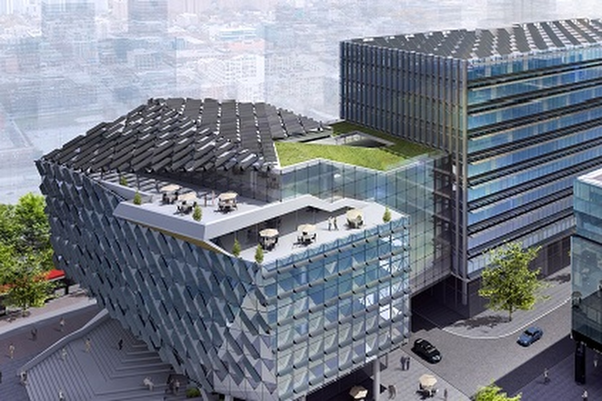 The Waterfront Innovation Centre