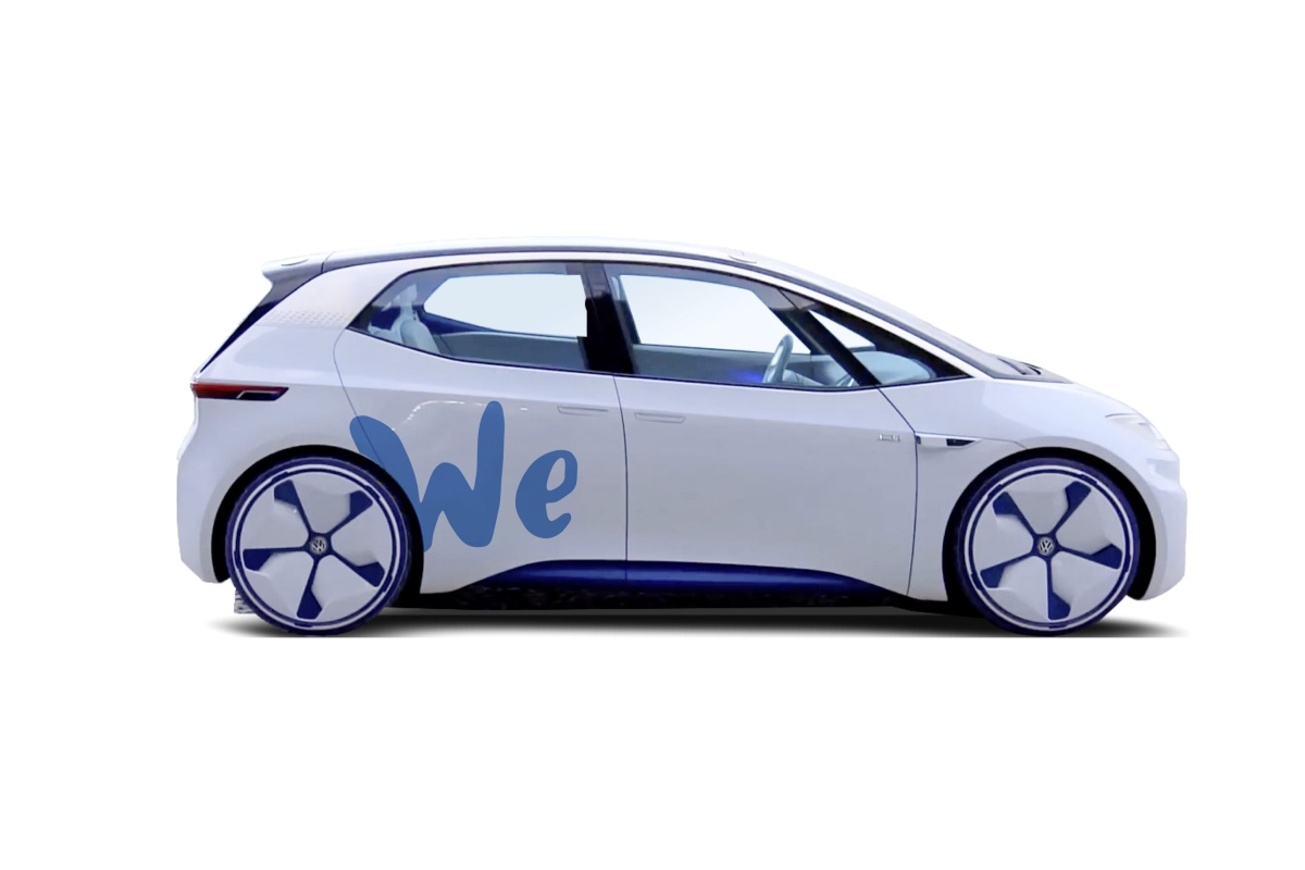 vw to start electric car-sharing service - smart cities world