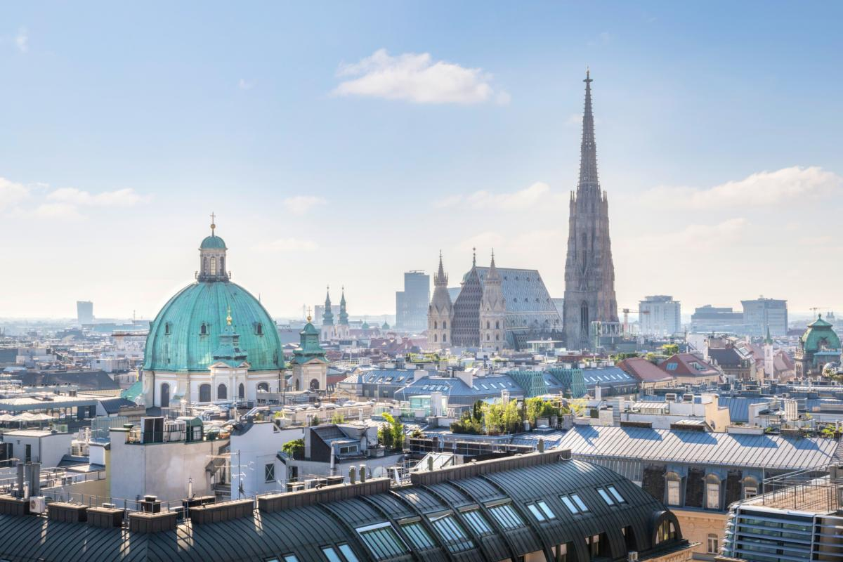 Vienna improved its ratings to jump to the top spot