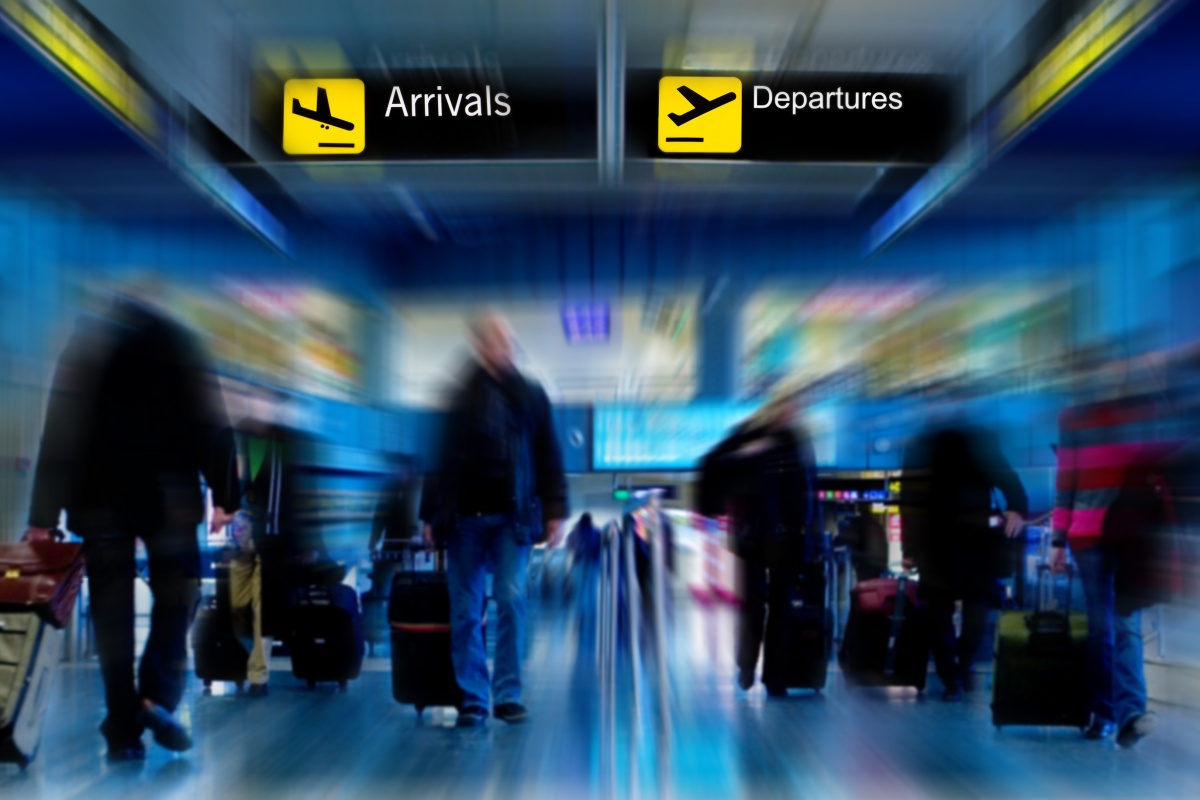 Airports can use the technology to generate key operating metrics