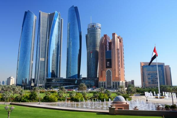 Smart street furniture for Abu Dhabi