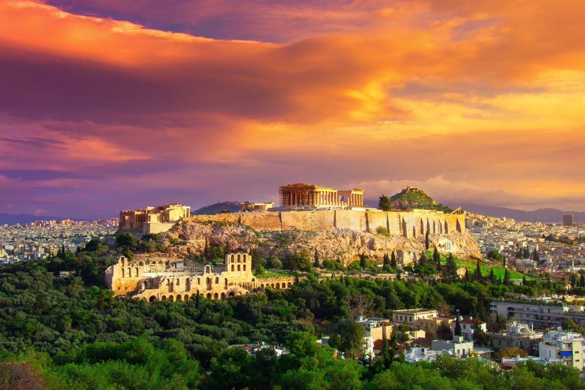 Athens is one of the founder members of the City Possible network