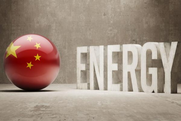 China's rise in global energy market