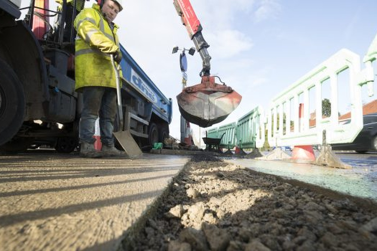 CityFibre claims the investment will also create 5,000 construction jobs