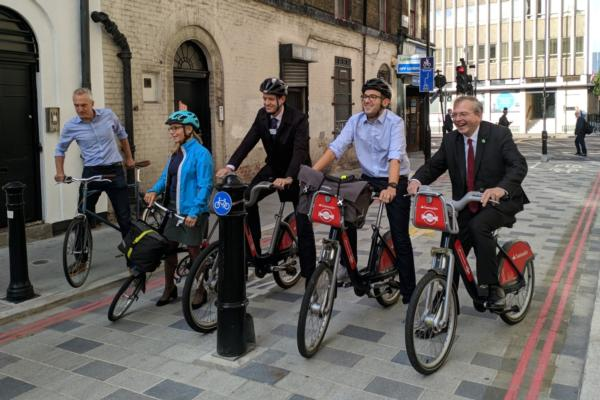 London launches latest Quietway cycle route
