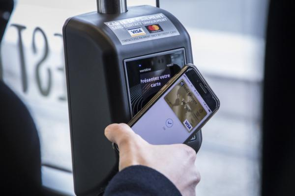 Dijon deploys contactless payment on buses and trams