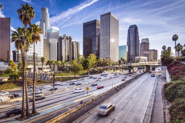 Downton LA pilots ride-share service