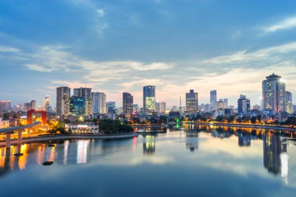 Smart city tech demonstrated in Hanoi