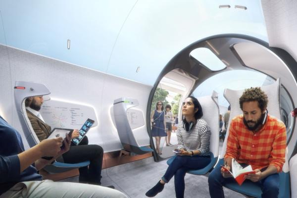 Hyperloop framework advances