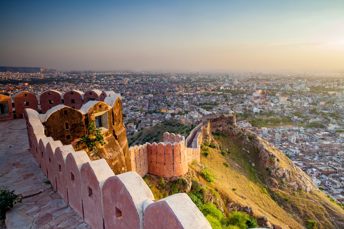 Jaipur is on a mission to become one of India's leading smart cities