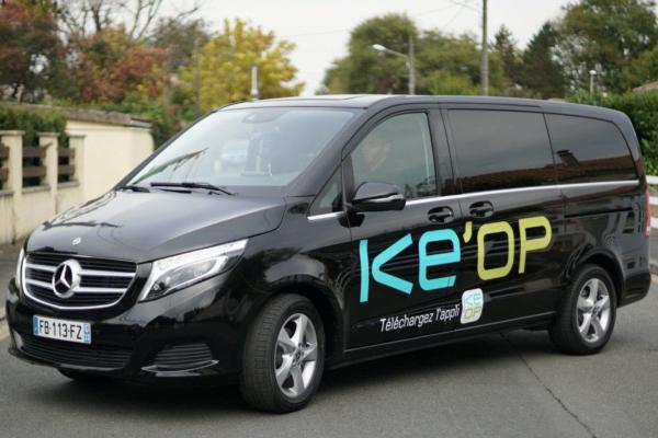 Mobility on-demand service rolls out in France