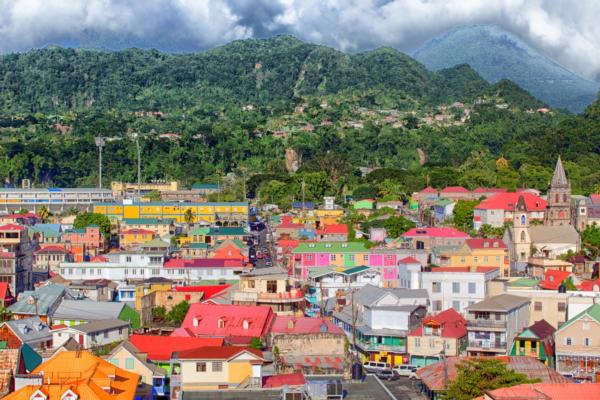 Major transformation for Dominica