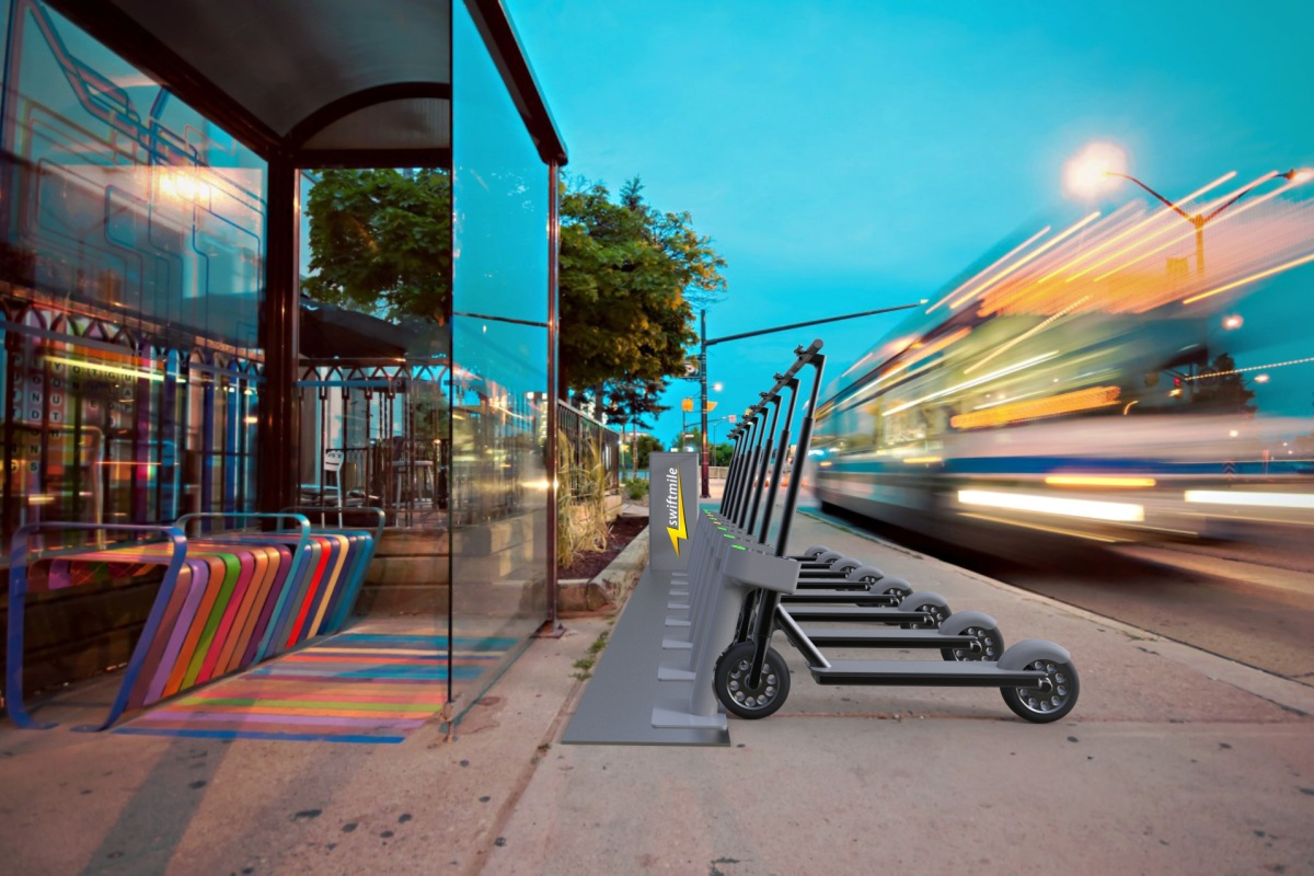 Oasis provides cities with an environmentally friendly and modular platform