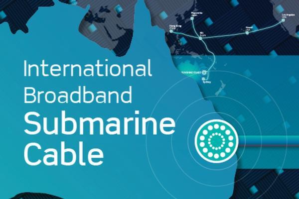 Cable will land on Sunshine Coast