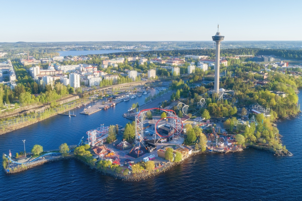 Examples come from the Finnish city's Smart Tampere programme