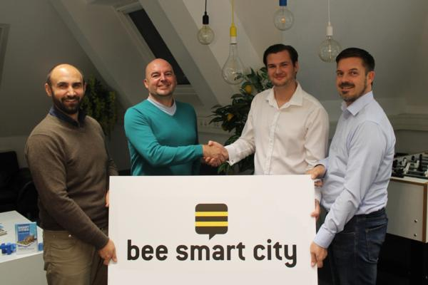 Bee Smart City partners with Labcities
