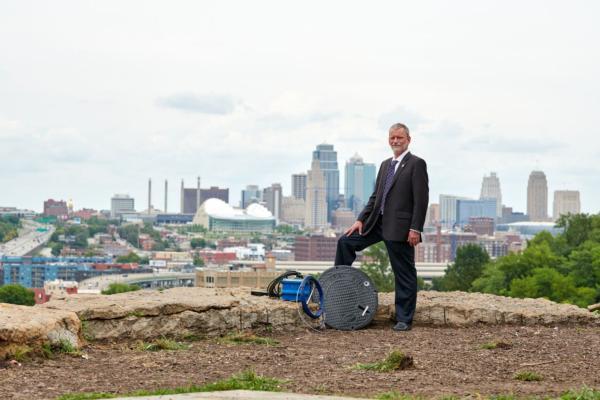 """Smart sewers: Smart cities """"start eight feet below the ground"""""""