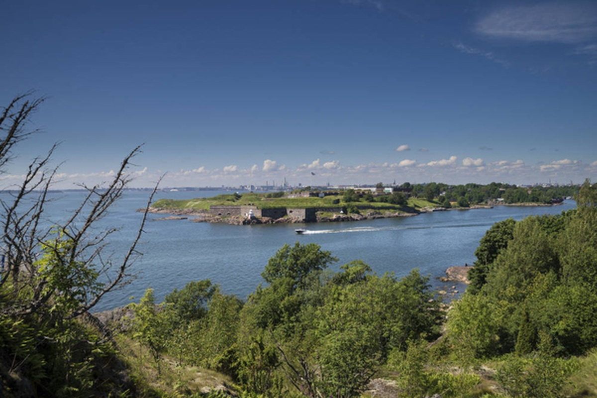 Vallisaari is one of the islands that will be served by Bout. Photo: Raoul Charpentier