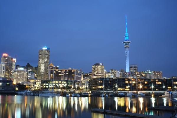 Australia and NZ cities accelerate smart lighting