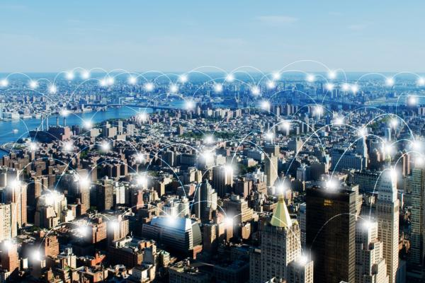 Being 'hyperconnected' boosts cities' ROI