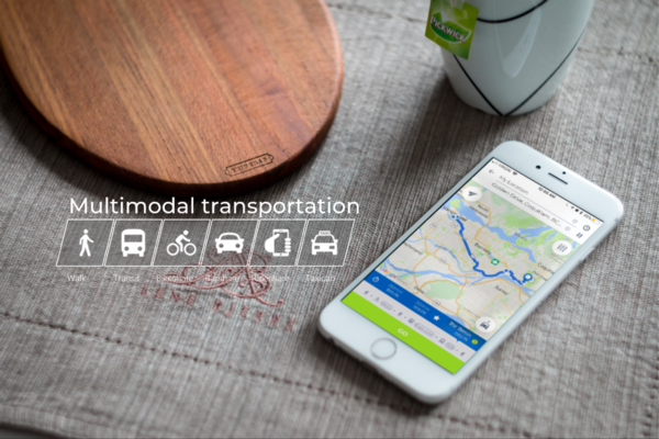 Mobility app aims to cut the US carbon footprint