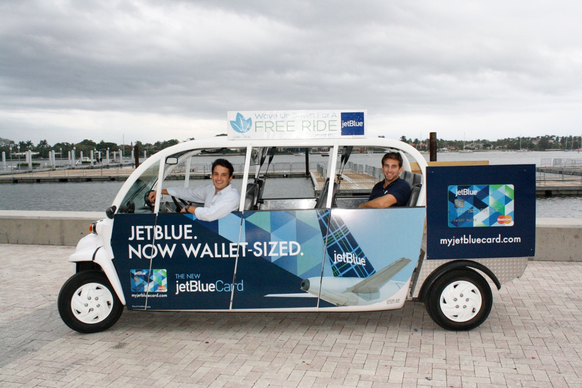 The Free Ride shuttle and its founders are among those chosen by the accelerator