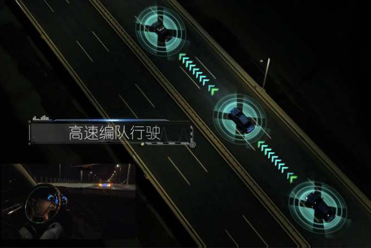 Human Horizon's open urban road test project in Yancheng