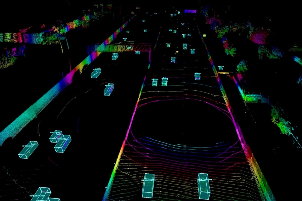 Volvo and start-up take LiDAR to the next level - Smart