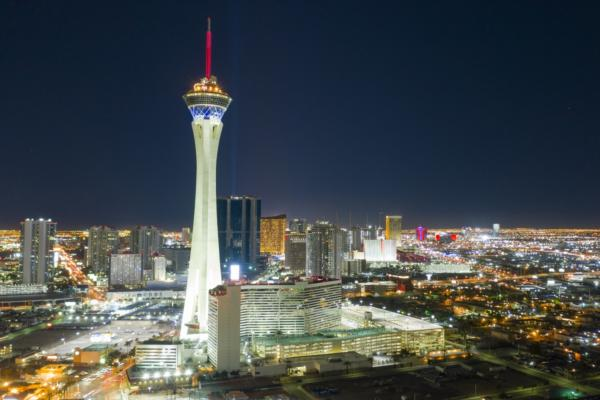 Las Vegas launches smart lighting pilot
