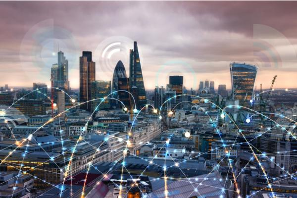 "London ranked most ""digitally ready"" city"
