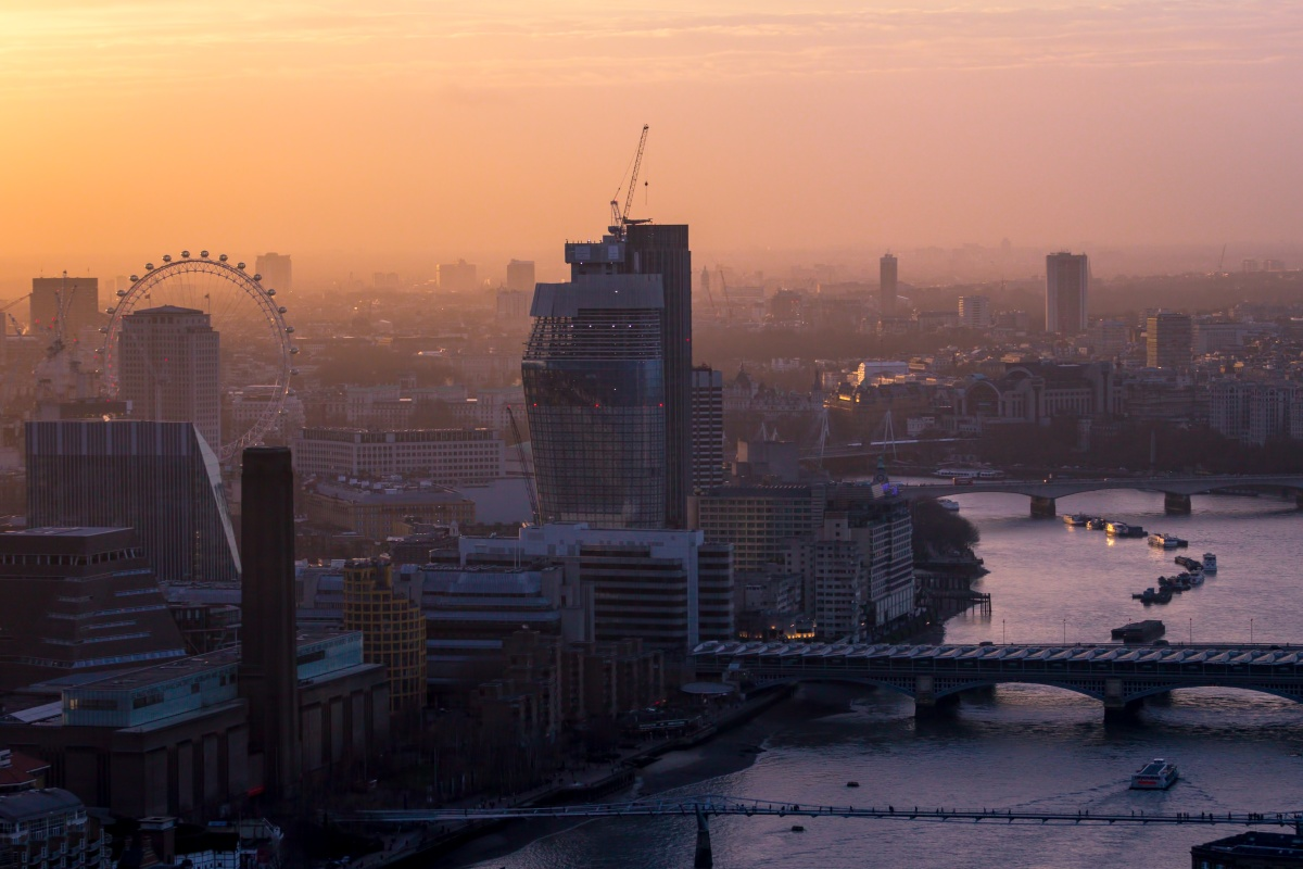 The London mayor has a range of measures in place to improve the city's air quality