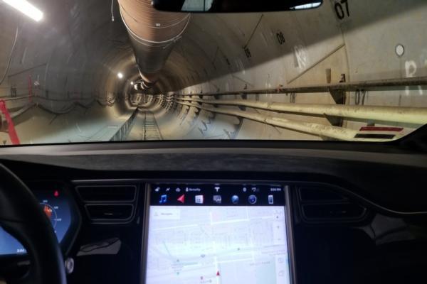"""Musk unveils """"3D highway"""" underground"""