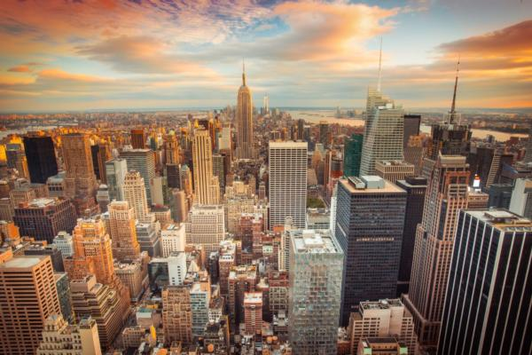 NYC adopts blockchain-based smart city standard