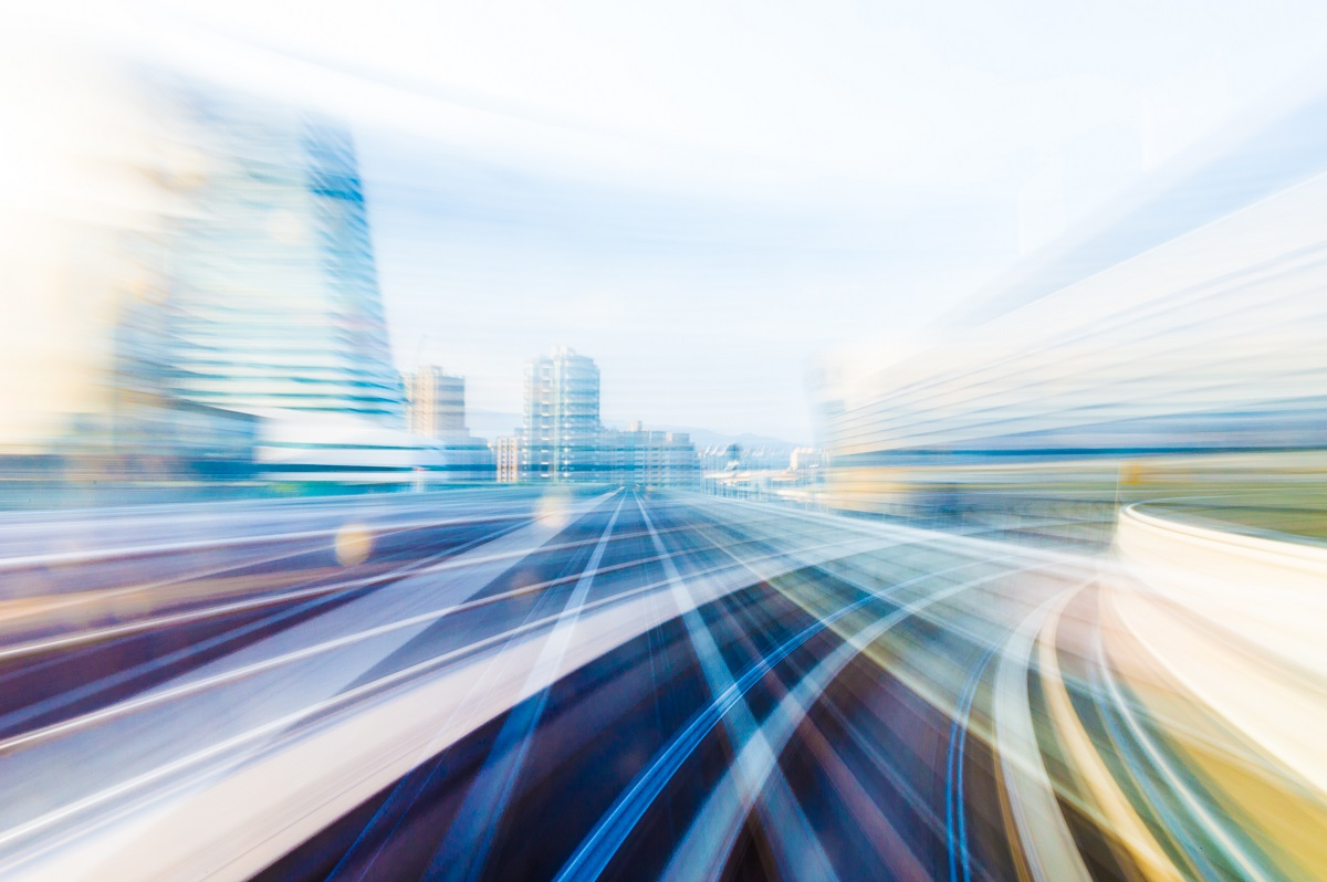The transport supply chain is undergoing continual evolution, says Fujitsu