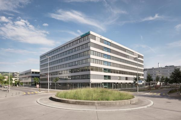 Siemens opens smart campus in Zug
