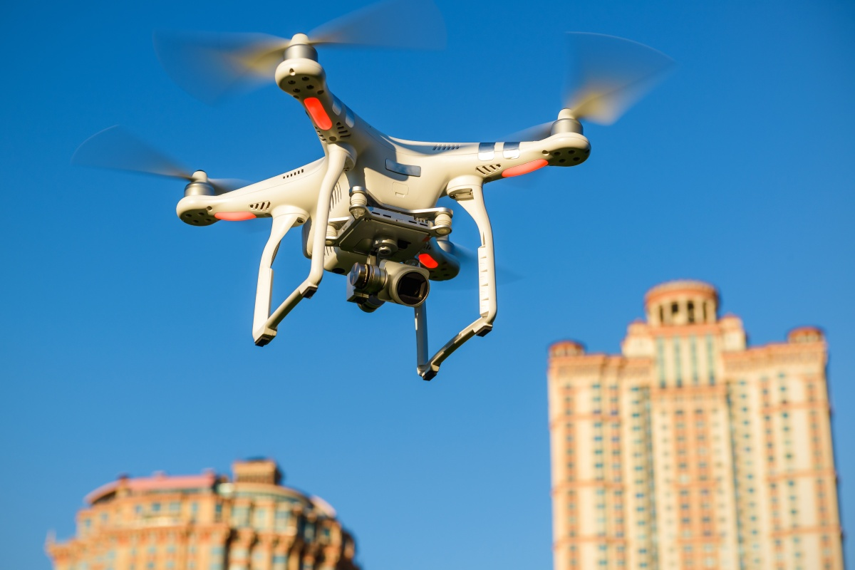 More open map data would help those developing drone services