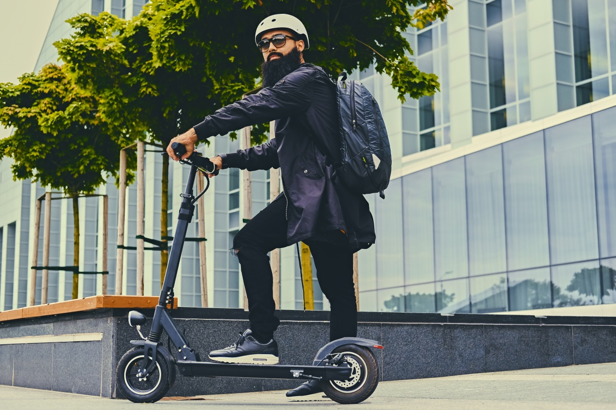 e-scooters and other micro-mobility programmes have exploded in US cities