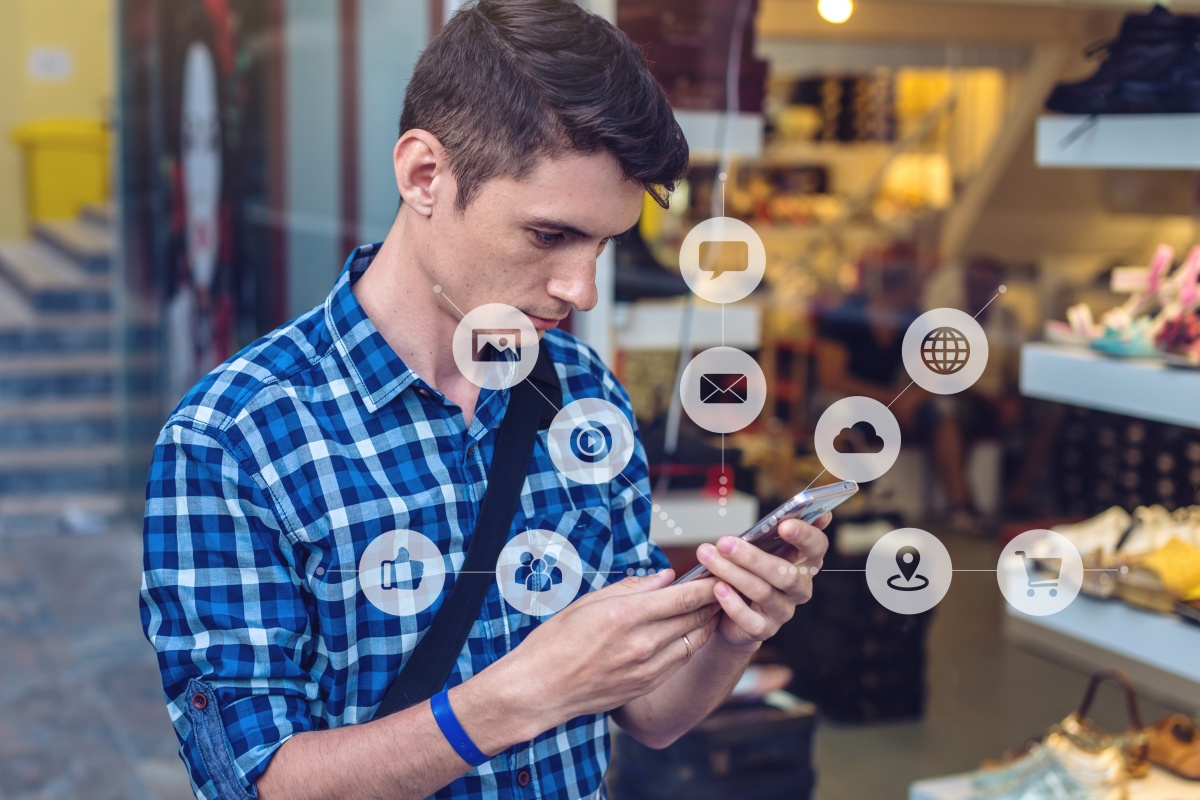 Smart solution helps build connectivity in retail environments