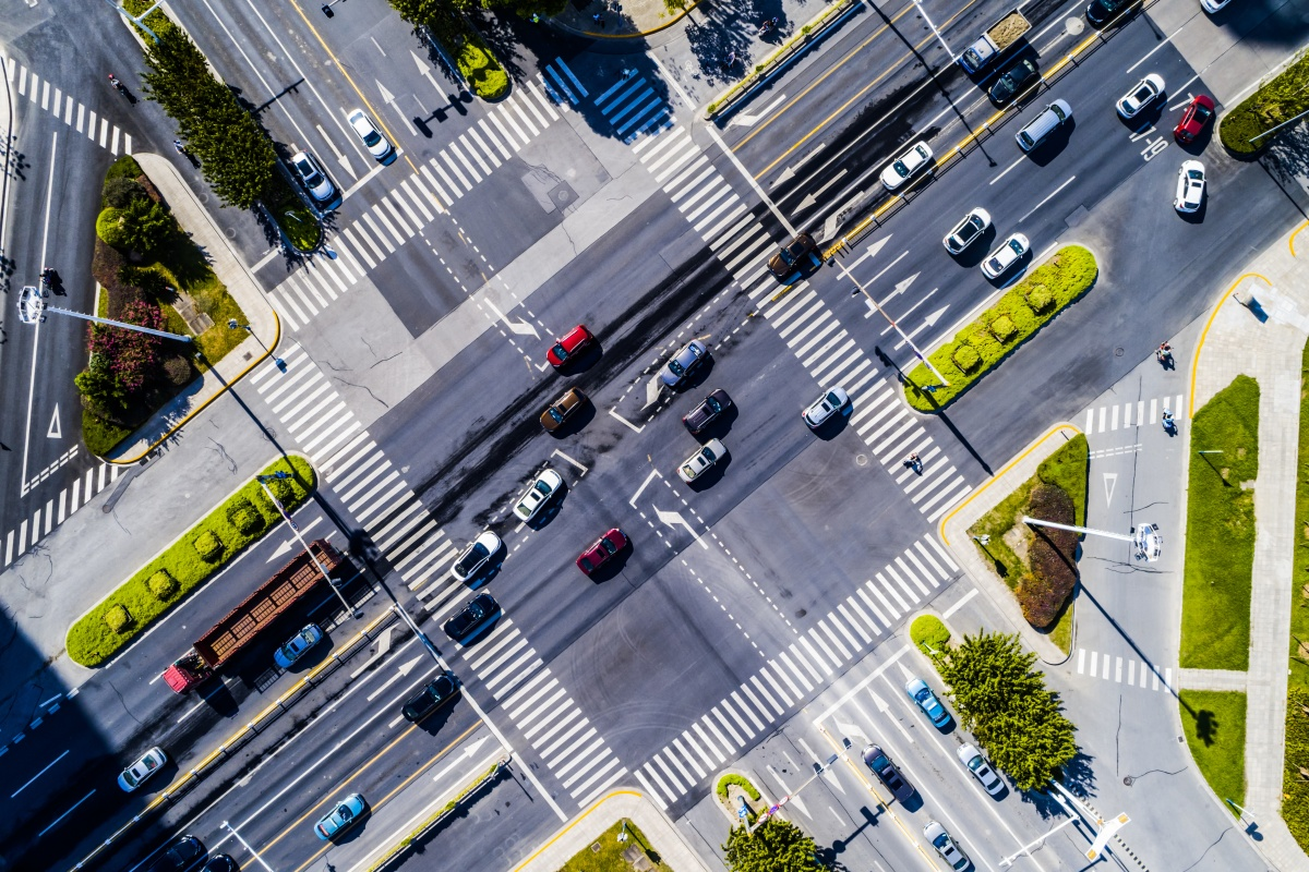 Gridsmart specialises in video detection at road intersections