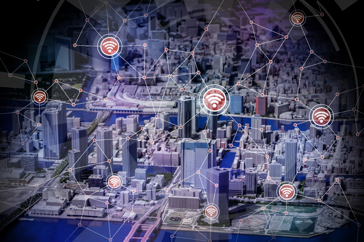 Ericsson's vision for cellular IoT sees a range of new use cases emerging for smart cities