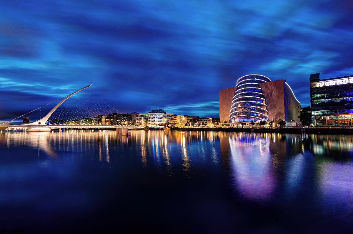 Dublin is making the network available to mobile network providers and other companies