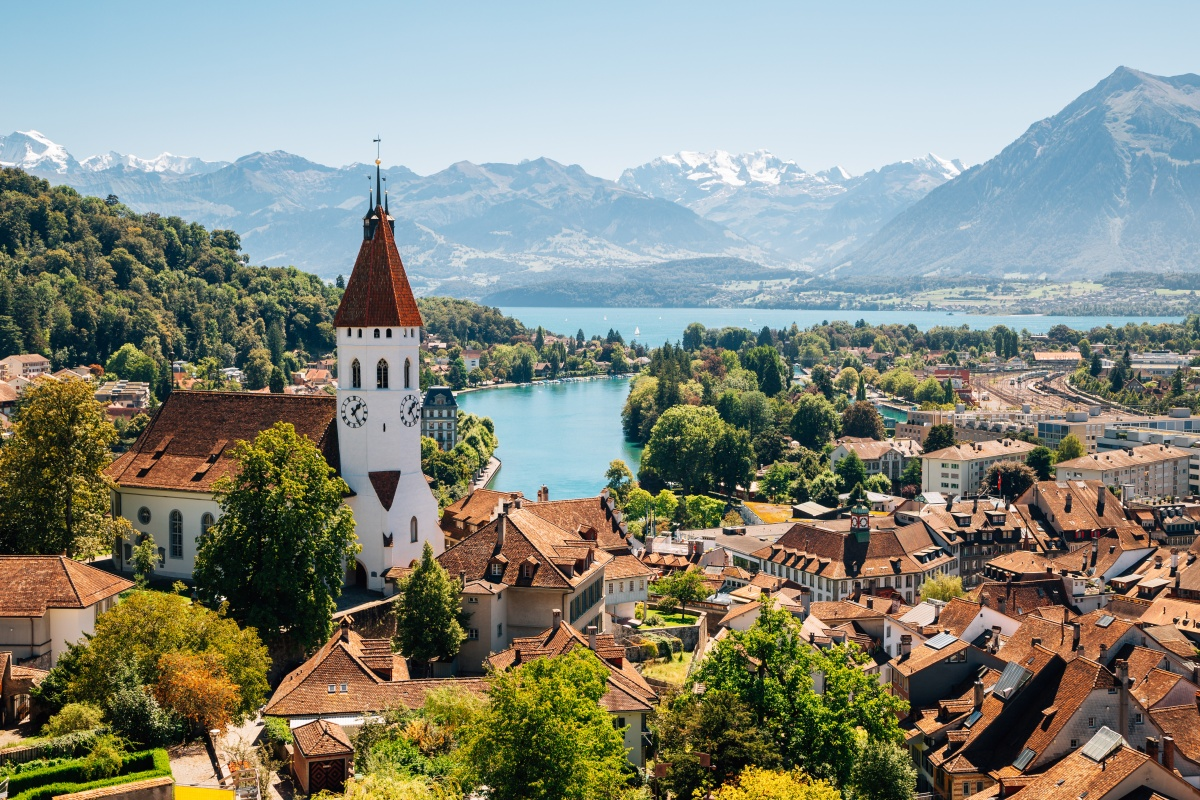 The Swiss city of Bern topped the ranking with Copenhagen