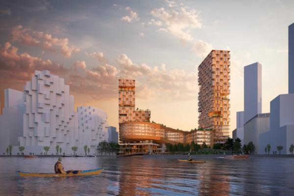 Sidewalk Labs shares latest Waterfront Toronto concepts