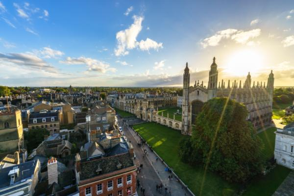 Cambridge digital twin to tackle congestion and air quality