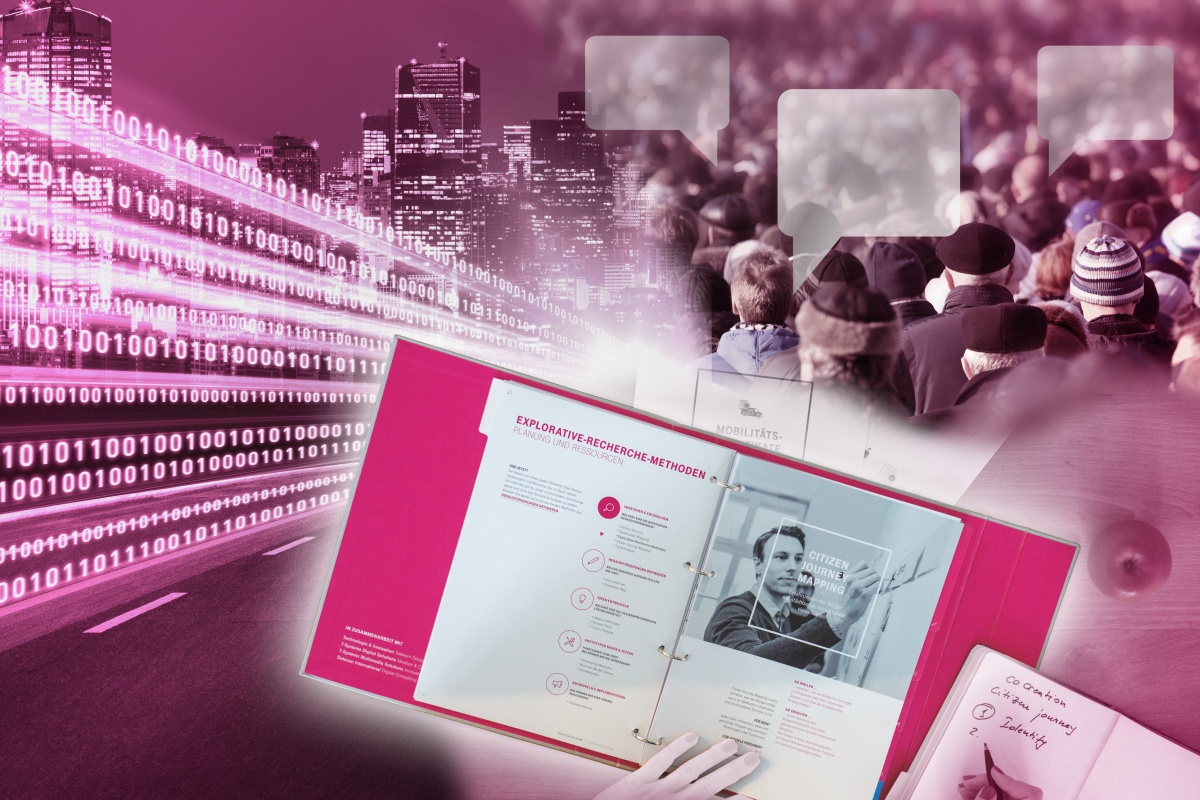 The guidelines provide practical examples to help with a city's digital goals