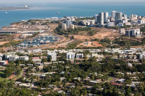 City of Darwin installs smart streetlighting