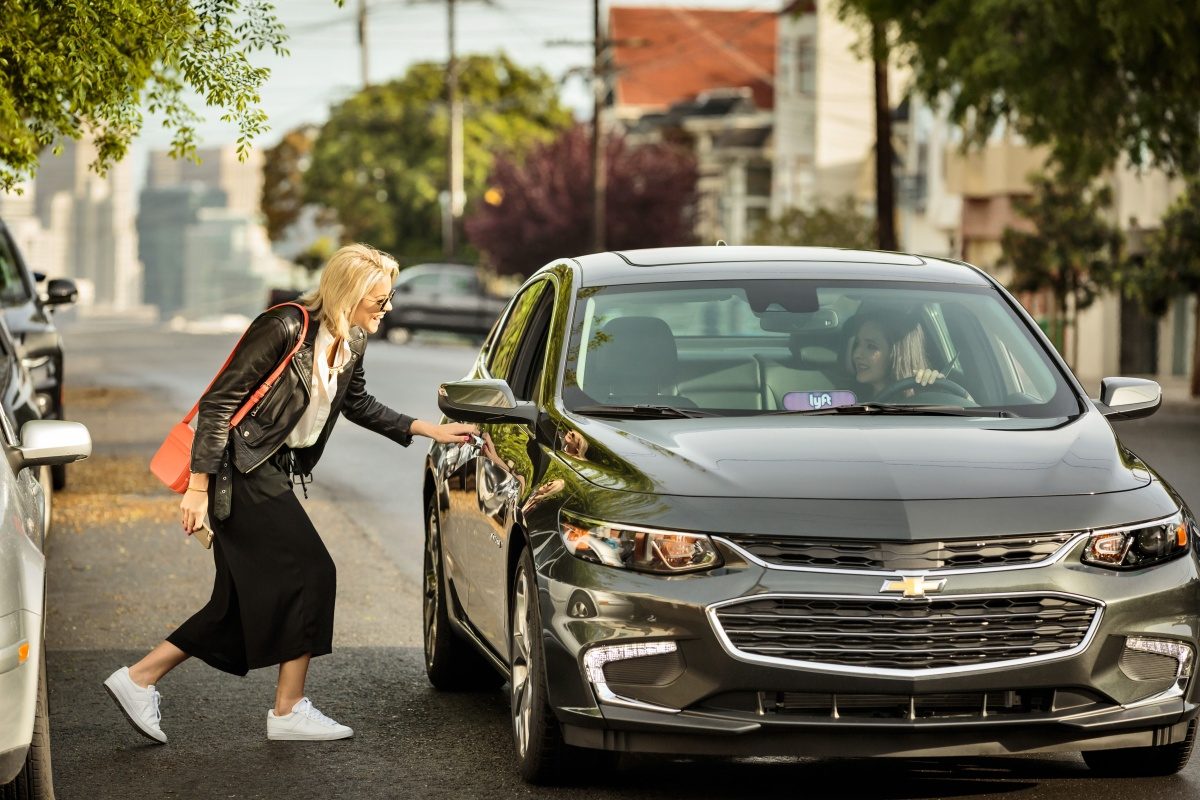 Lyft wants to make seamless affordable mobility available to all