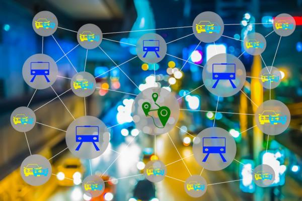 Creating connected infrastructure to power MaaS